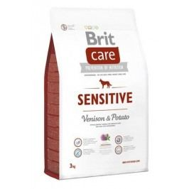 Brit sucha karma dla psa Care Sensitive Venison & Potato 3kg