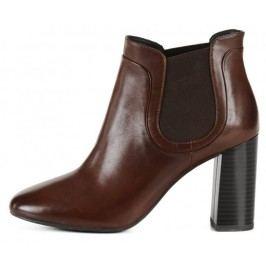 Geox buty za kostkę damskie Audalies 36 brązowy