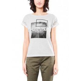 s.Oliver T-shirt damski S szary