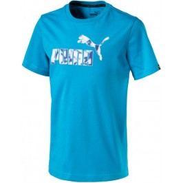 Puma koszulka sportowa Hero Tee Blue Danube 104