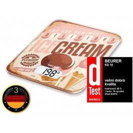 BEURER Waga kuchenna Icecream KS19