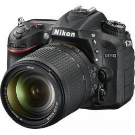 Nikon lustrzanka cyfrowa  D7200 + 18-140 VR